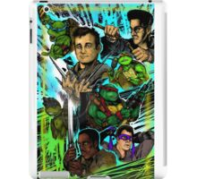 Teenage Mutant Ninja Turtles/Ghostbusters iPad Case/Skin