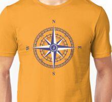 Compass Rose Unisex T-Shirt