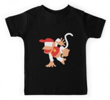 Diddy Kong Vector Kids Tee