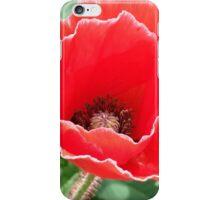 Pretty Poppy iPhone Case/Skin
