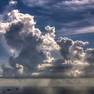 Miami Clouds by Bill Wetmore