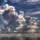 Miami Clouds by njordphoto