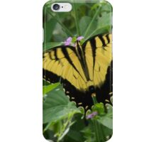 Tiger in the bush. iPhone Case/Skin