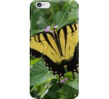Tiger in the bush. iPhone Case/Skin