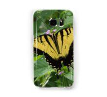 Tiger in the bush. Samsung Galaxy Case/Skin