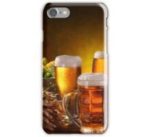 Beer and Draft Beer iPhone Case/Skin