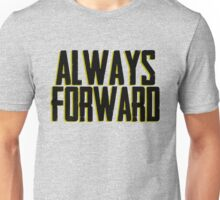Always Forward - Luke Cage Unisex T-Shirt