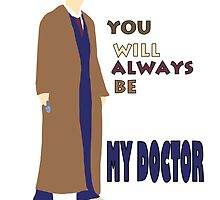 The Tenth Doctor by rwang