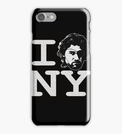I ESCAPE NY iPhone Case/Skin