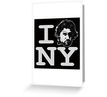 I ESCAPE NY Greeting Card