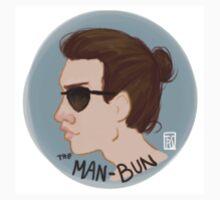 Man Bun of Dreams by thosecurlies