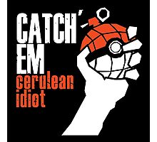Catch em Photographic Print