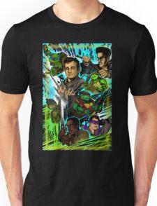 Teenage Mutant Ninja Turtles/Ghostbusters Unisex T-Shirt