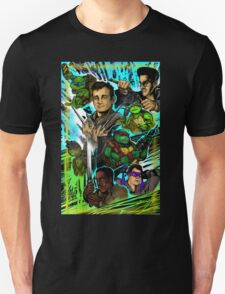 Teenage Mutant Ninja Turtles/Ghostbusters T-Shirt