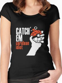 Catch em Women's Fitted Scoop T-Shirt