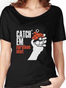 Catch em Women's Relaxed Fit T-Shirt