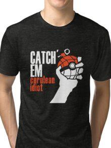 Catch em Tri-blend T-Shirt