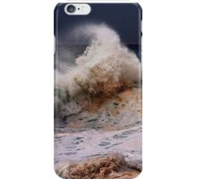Winter Waves At Pipeline 18 iPhone Case/Skin
