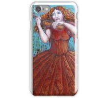 The violin iPhone Case/Skin