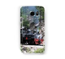 Railroad To The Past! Samsung Galaxy Case/Skin