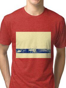 Rain Drops Tri-blend T-Shirt