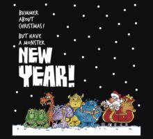 Descriptive Christmas Sleigh! Kids Tee