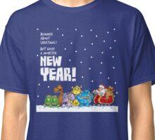 Descriptive Christmas Sleigh! Classic T-Shirt