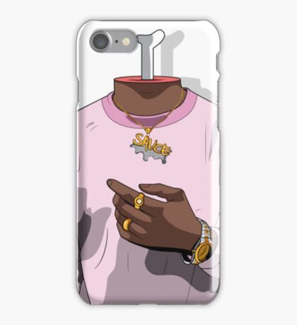 Sauce iPhone Case/Skin
