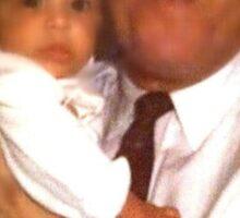Me and My Grandpa♡♡♡ Sticker