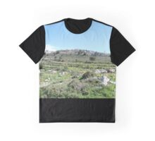 rolling greens  Graphic T-Shirt