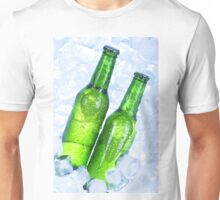 Beer and Ice Unisex T-Shirt