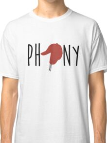 The Catcher in the Rye - Phony Classic T-Shirt
