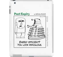 Cartoon : Daleks Gone Green iPad Case/Skin