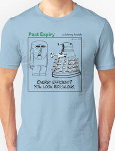 Cartoon : Daleks Gone Green Unisex T-Shirt