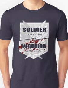 Soldier / Warrior T-Shirt
