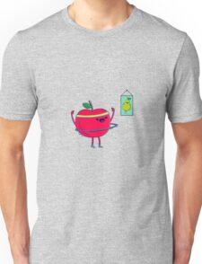 Hula Hooping Unisex T-Shirt
