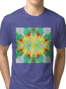 Sunrise Central Sun Tri-blend T-Shirt