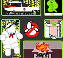 How To Ghost Busters by howtopals