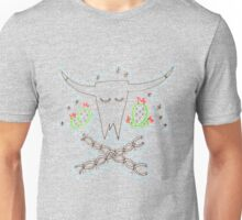 Buffalo Factory- Cowskully Unisex T-Shirt