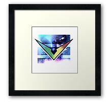 Voltron Spirit Framed Print