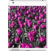 Tulips-2 iPad Case/Skin