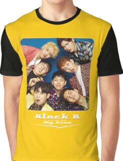 Block b - My Zone - Album Art Graphic T-Shirt