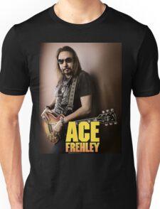 KEMILING06 Ace Frehley Tour 2016 Unisex T-Shirt
