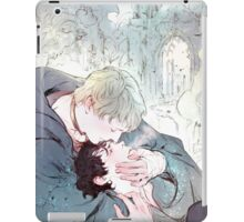 BBC Merlin: A Song From Far Away (alt cover 1) iPad Case/Skin