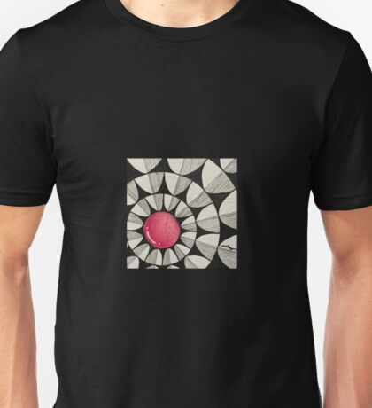 Popping in Pink Unisex T-Shirt