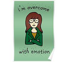 Daria - Quote Poster