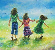 SUNSHINE SISTERS by VickieWade
