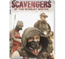 Scavengers of The Scarlet Wastes - Season 2 Poster iPad Case/Skin