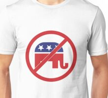No Republicans Vote Democrat Unisex T-Shirt