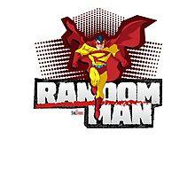 RandomMan! Photographic Print